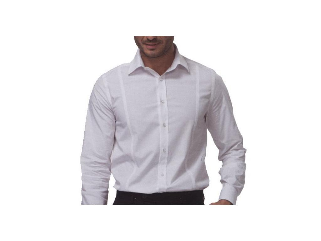 Camicia uomo m/l james b.co tg.s