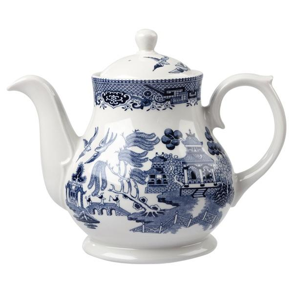 Sandringham tea/coffee pot 30oz 85,2 cl h 17,5