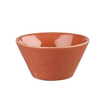 bowl cl.34 stonecast orange  12,1 x 6,5 cm
