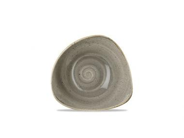 Bowl lotus stonecast grey 60 cl