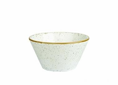 bowl 12oz white zest stonecast barley 34 cl