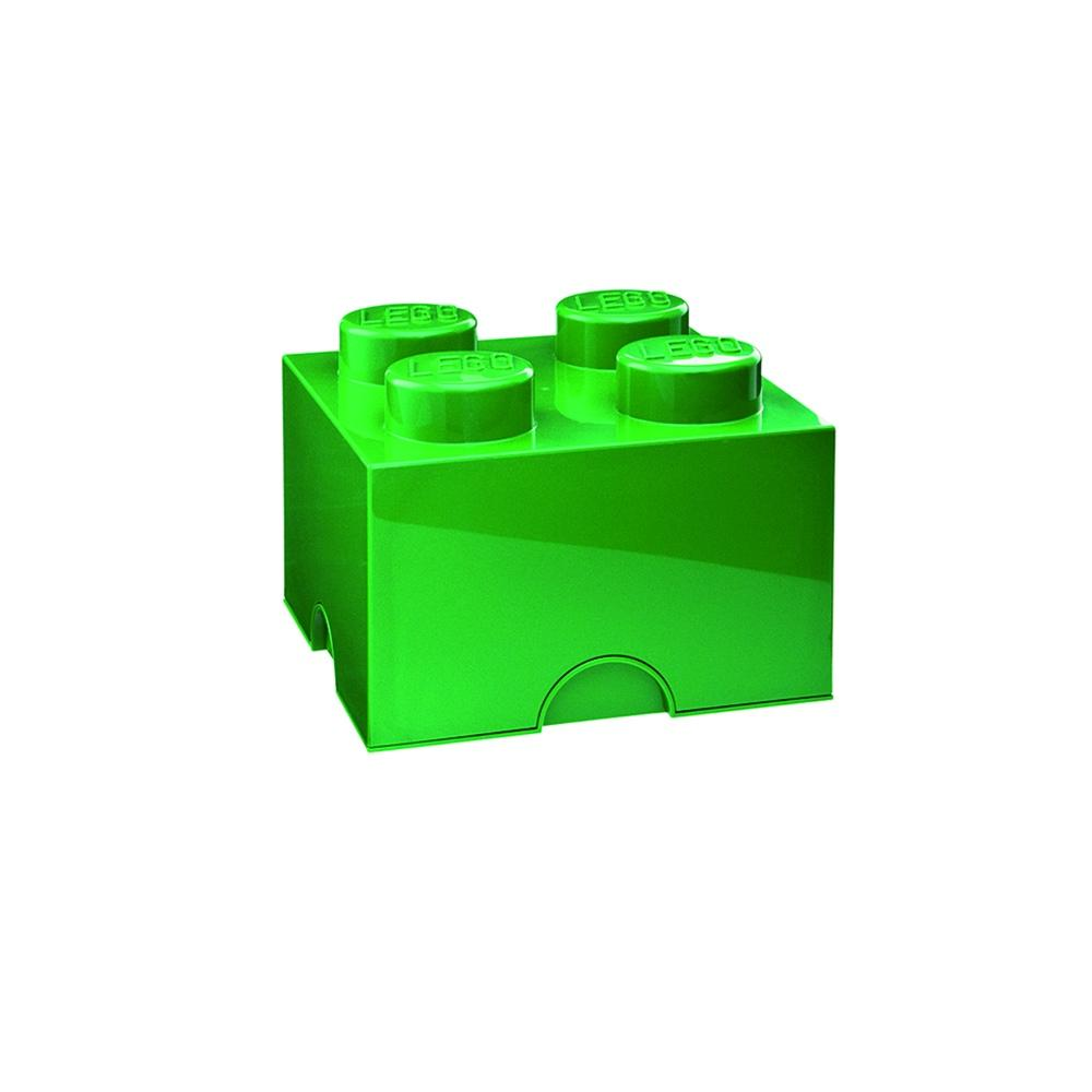 Storage brick 4 green netto rcl sb4 gr
