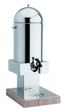 Distributore caffe' lt.10 rubinetto metallo square revolution